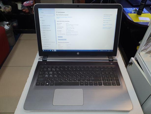 Ноутбук HP Pavilion 15-ab 067ur