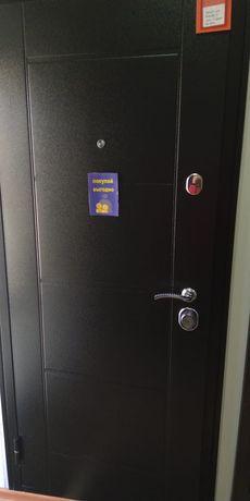 Установка входных дверей!