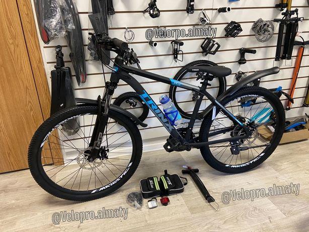 Велосипед TRINX Велик оригинал 21. 19. 17. Рама все есть