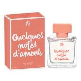 Apa de parfum Quelque,s note d,amour 50 ml