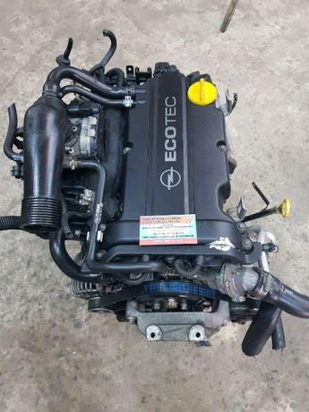 Dezmembrez motor Astra Corsa Tigra z14xep
