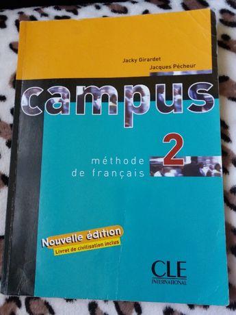 Manual de franceza(Campus) clasa XI-XII