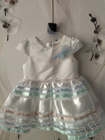 За крещенето рокличка