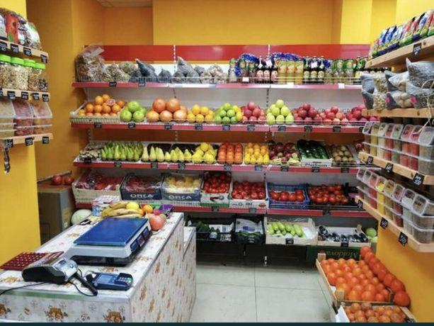 Овощной  Павильон по Жерентаева