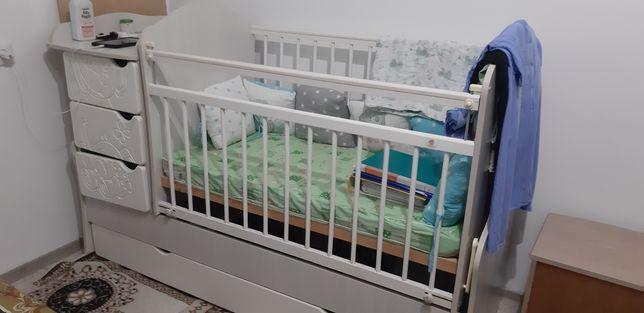 Детская кровать от 0 до 16 лет. КШТ
