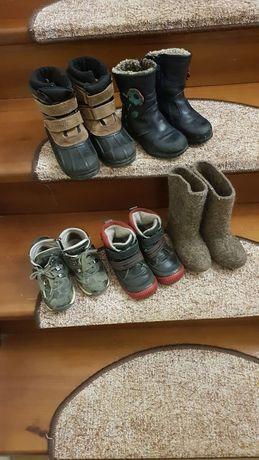 Зимняя обувь фирменная