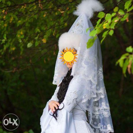 Продам шикарное платье на Кыз Узату