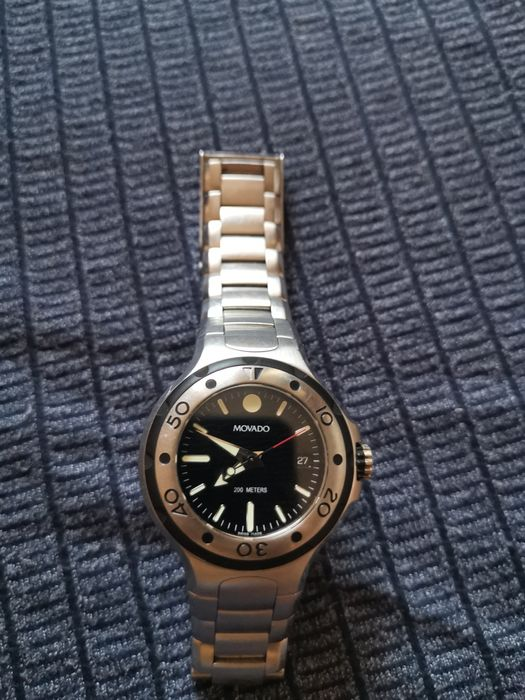 Movado 800 series Abrud - imagine 1