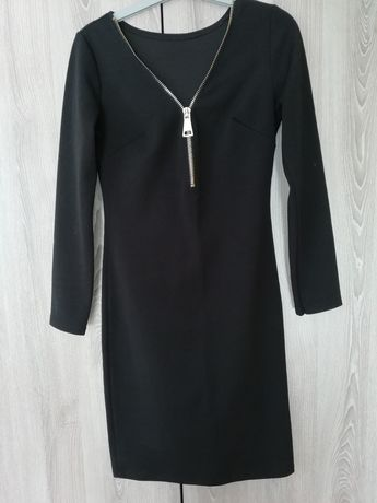 Малка черна рокля размер S-M