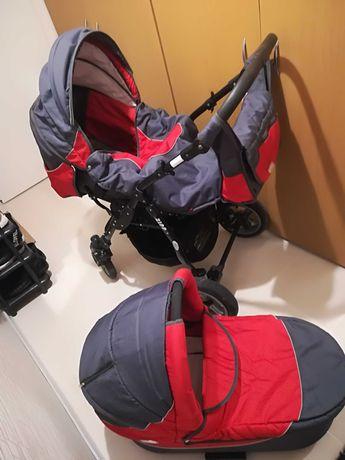 Комбинирана бебешка количка Adbor Zipp 2в1