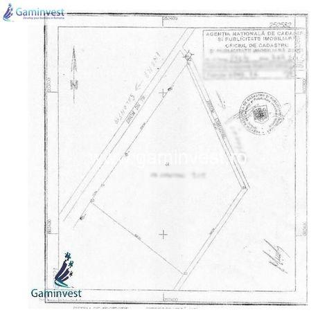 GAMINVEST - Teren extravilan de vanzare, Inand, Bihor V1852
