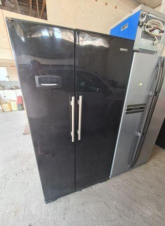 Vand frigider american Beko, necesita revizie, incarcare freon