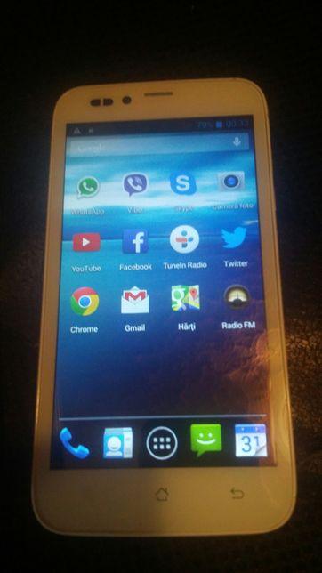 Telefon dual sim nou ecran mare