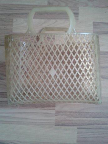sacosa din plastic ,pe viata