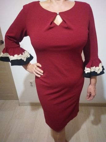 Vand rochie eleganta dama, marime 48