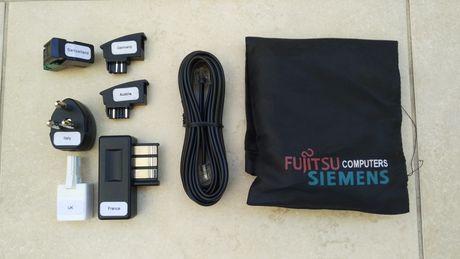 Нов ориг.Fujitsu Siemens Set Modem комплект модем мрежа Сименс