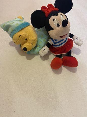 Мини маус и Мечо пух дисни Disney