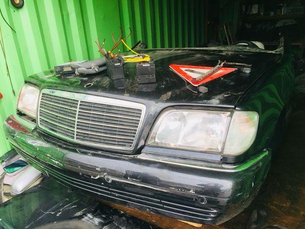 W140 авкат авторазбор мерседес кабан