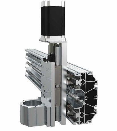 CNC-X-Axis Алуминиев профил 200x96