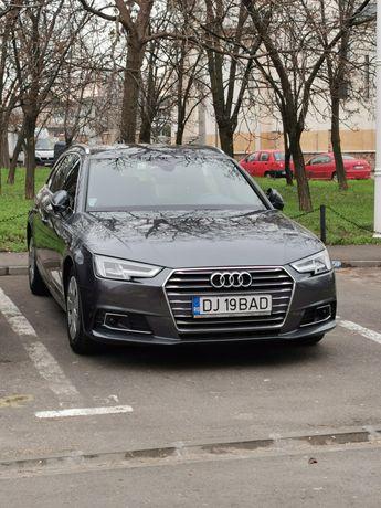 Audi a4, b9  S.line