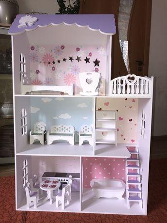 Акция! Кукольные домики. Дом для Барби!