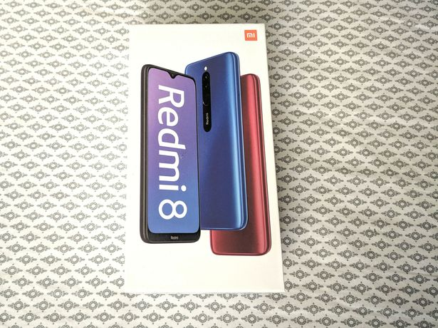 Xiaomi Redmi 8 - 4GB/64GB Sapphire Blue