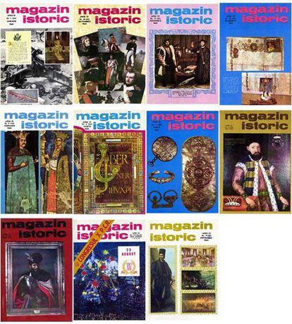 Colectia electronica Magazinului Istoric 1967-1995
