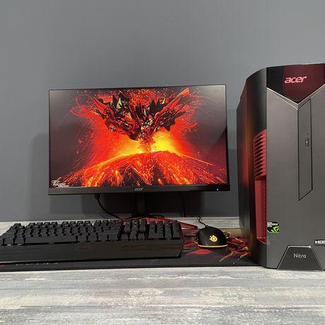 Игровой комплект Acer Nitro i5 9th GTX1650