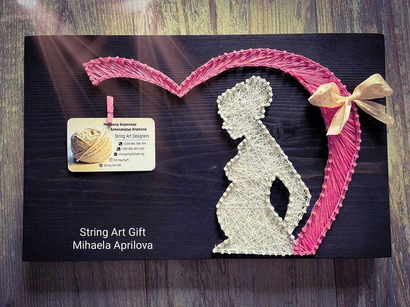 Ръчно изработен Подарък за бременни