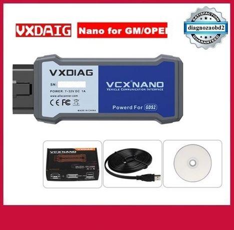 Tester diagnoza auto VXDIAG VCX NANO GM / OPEL ; Tech 2 – GDS2 v2019