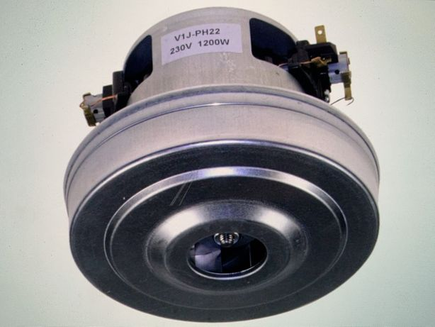 Motor aspirator universal 1200w striat diametru 130mm inaltime 115mm