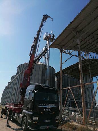 Macara Inchiriere macara automacara 40 / 35 / 30 / 20 tone