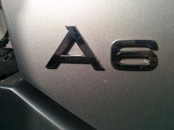 Емблеми Audi A6 3.0 TDI Quattro оригинални