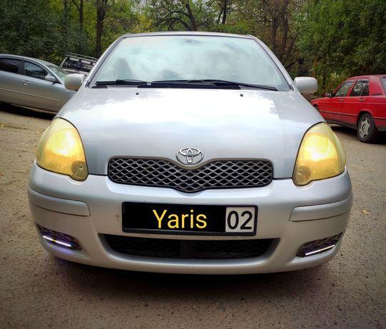 Продам Toyota Yaris 1.4 diesel