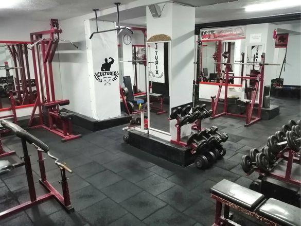 Фитнес зала под наем - идеален център Варна