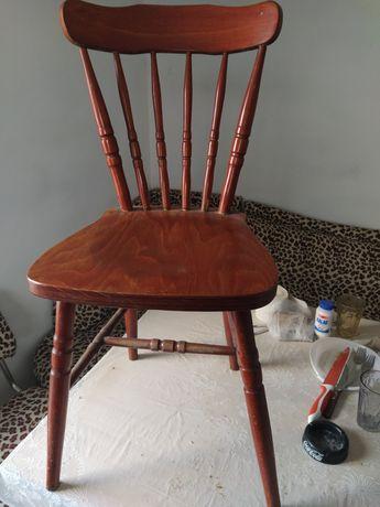 Кухненски столове много здрави 3 бр
