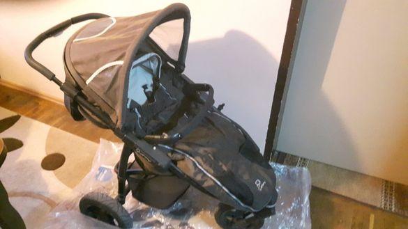 Quinny Speedi бебешката количка
