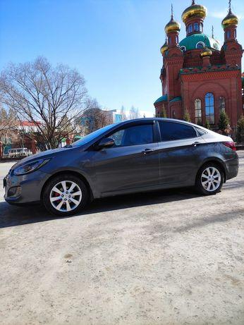 Продам  Hyundai Solaris 2011г.в