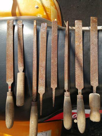 Vând pile pentru lemn și fier