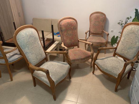 Ретро кресла Барок