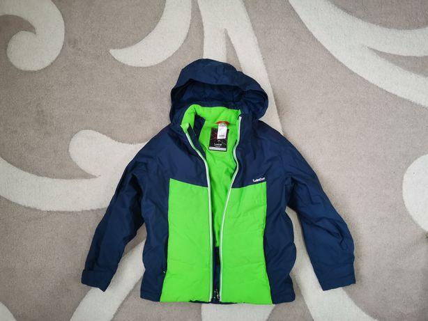 Vând jachetă/geacă iarnă copii - WED'ZE (Decathlon). Măr.125-132.