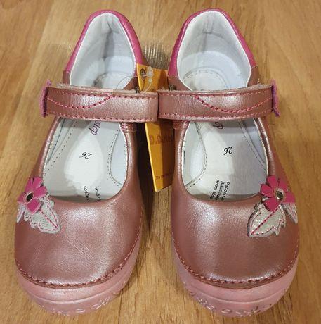 Pantofi fete DDStep NOI masura 26