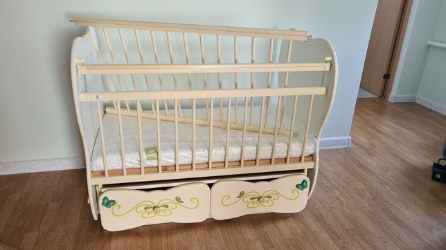 Продаем детскую кровать
