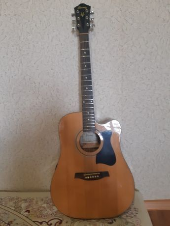 Электро акустический гитара