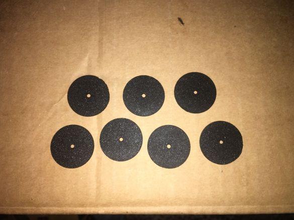 10 броя-2лв. Дискове за рязане на метал - дремел dremel