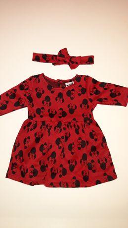 Детска рокля на Мини Маус