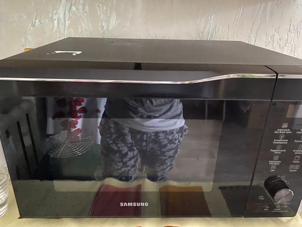 Микроволновая печь Samsung MC32K7055CK черный