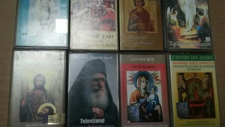 Casete audio religioase