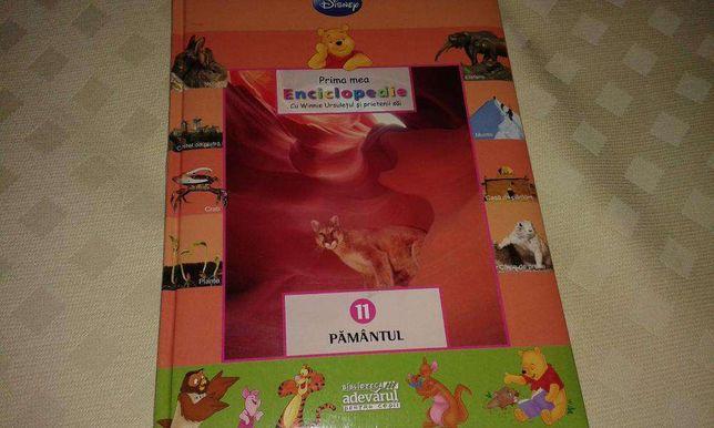 Prima mea enciclopedie cu ursuletul Winnie