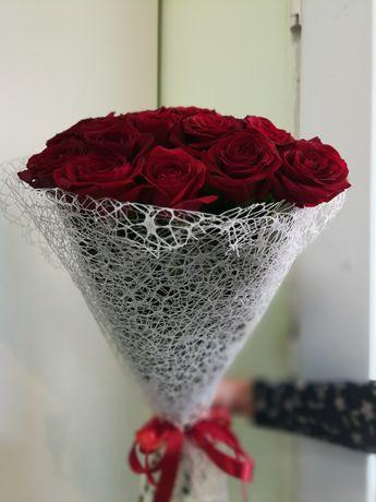 Розы 50см высотой